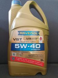 RAVENOL VST USVO 5W-40 5L