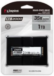Kingston KC2000 1TB M2 2280 SKC2000M8/1000G