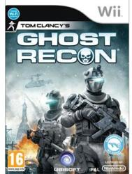 Ubisoft Tom Clancy's Ghost Recon (Wii)