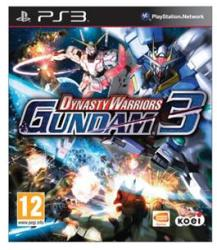 Koei Dynasty Warriors Gundam 3 (PS3)