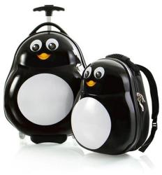 HEYS Pingvin ABS gyerekbőrönd szett