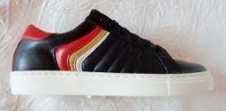 Carcover Pantofi sport femei - piele naturala marca Carcover 02 negru