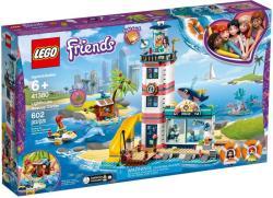 LEGO Friends - Világítótorony mentőközpont (41380)