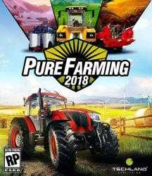 Techland Pure Farming 2018 [Deluxe Edition] (PC)