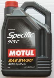 Motul Specific FORD 913C - 5W-30 (5L)