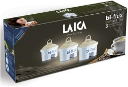 LAICA Cartuse filtrante (filtre) Laica Bi-Flux formula speciala Tea & Coffee, pentru ceai si cafea, C3M, 3 buc (C3M)