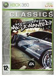 Electronic Arts Need for Speed Most Wanted (2005) [Classics] (Xbox 360)