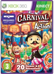 2K Games Carnival Games in Action! (Xbox 360)