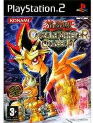 Konami Yu-Gi-Oh! Capsule Monster Coliseum (PS2)