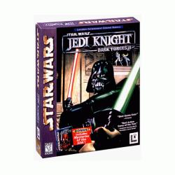 LucasArts Star Wars Jedi Knight Dark Forces II + Mysteries of the Sith (PC)