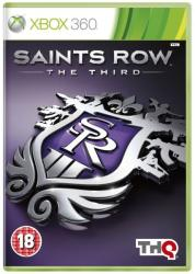 THQ Saints Row The Third (Xbox 360)