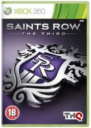 THQ Saints Row The Third (Xbox 360)