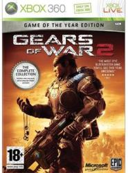 Microsoft Gears of War 2 [Game of the Year Edition] (Xbox 360)