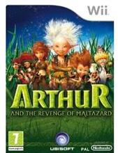 Ubisoft Arthur and the Revenge of Maltazard (Wii)