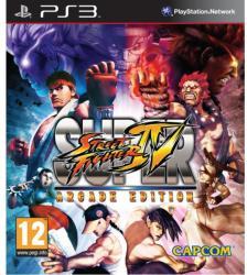 Capcom Super Street Fighter IV [Arcade Edition] (PS3)