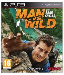 Crave Man vs Wild (PS3)