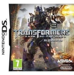 Activision Transformers Dark of the Moon Autobots (Nintendo DS)