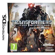 Activision Transformers Dark of the Moon Decepticons (Nintendo DS)