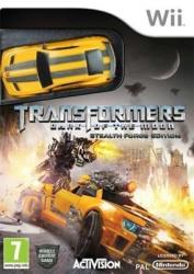 Activision Transformers Dark of the Moon Stealth Force Edition (Wii)