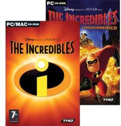 THQ The Incredibles Rise of the Underminer (PC)
