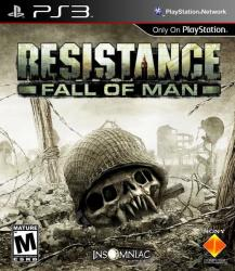 Sony Resistance Fall of Man (PS3)