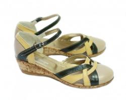Rovi Design Sandale dama din piele naturala S3BVG
