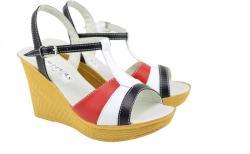 MITVAS Sandale dama din piele naturala DENY - S45RAN
