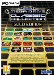 SEGA Mega Drive Classic Collection [Gold Edition] (PC)