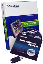 GeoVision GV NVR-6 megjelenítő és rögzítő szoftver IP kamerák számára max 6 kamerához hardverkulccsal