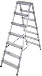 DRABEST Двустранна алуминиева стълба Drabest 2x7