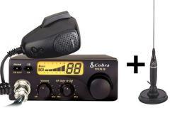 Cobra 19DX/HGA1500 Statie radio
