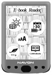 Navon Bigbook Backlight