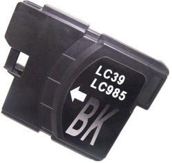 Utángyártott Brother LC985BK Black