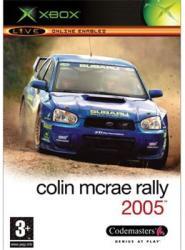 Codemasters Colin McRae Rally 2005 (Xbox)