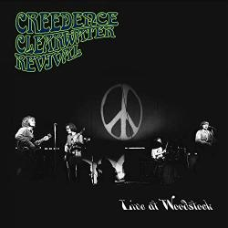 Creedence Clearwater Revival Live At Woodstock - facethemusic - 6 490 Ft