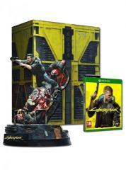 CD PROJEKT Cyberpunk 2077 [Collector's Edition] (Xbox One)