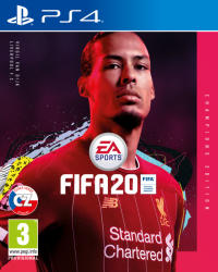 Electronic Arts FIFA 20 [Champions Edition] (PS4)