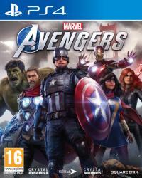 Square Enix Marvel's Avengers (PS4)