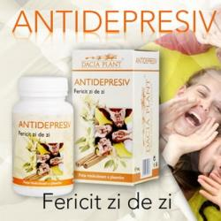 DACIA PLANT Antidepresiv - 60 comprimate