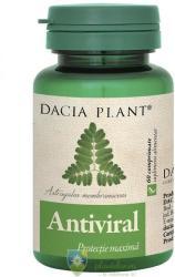 DACIA PLANT Antiviral - 60 comprimate