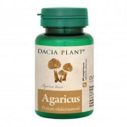DACIA PLANT Agaricus - 60 comprimate