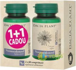 DACIA PLANT Normocolesterol - 60 comprimate