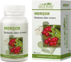 DACIA PLANT Merisor - 60 comprimate