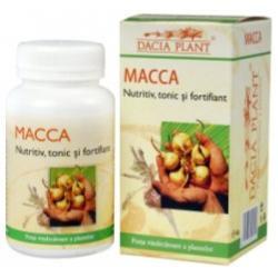DACIA PLANT Macca - 60 comprimate