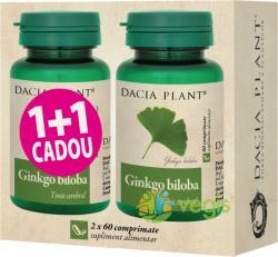 DACIA PLANT Ginkgo Biloba - 60 comprimate