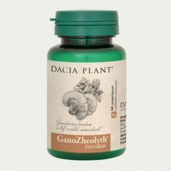 DACIA PLANT GanoZHEOLYTH - 60 comprimate