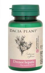 DACIA PLANT Drenor Hepatic - 60 comprimate