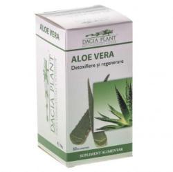 DACIA PLANT Aloe - 60 comprimate