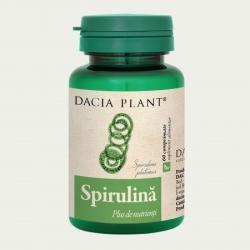 DACIA PLANT Spirulina - 60 comprimate