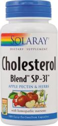 SOLARAY Cholesterol Blend - 100 comprimate
